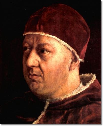raphael-santi-european-master-painter-portrait-of-the-pope-leo-x