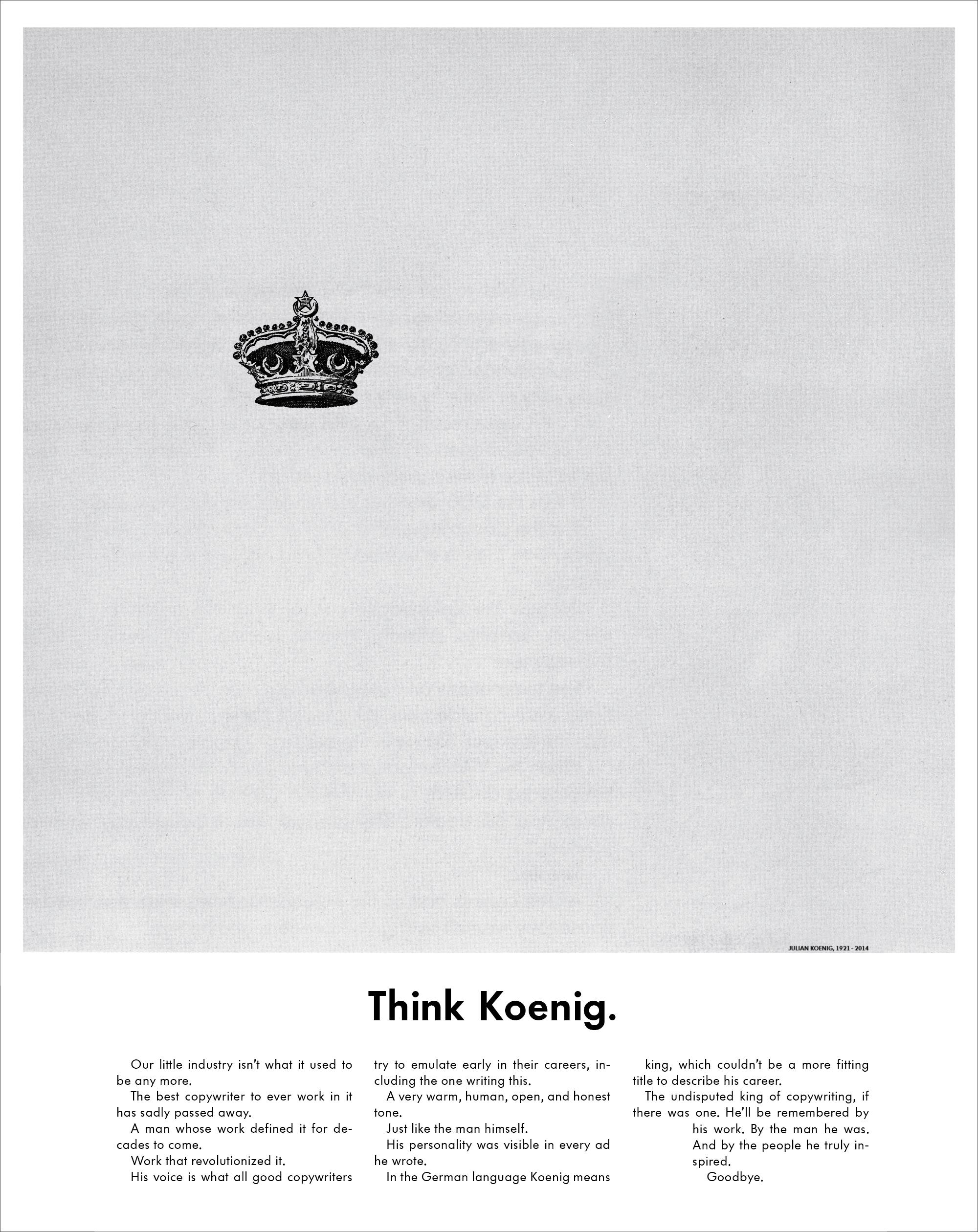 Think-koenig