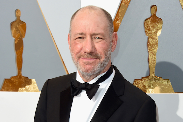 HOLLYWOOD, CA - FEBRUARY 28: Producer Steve Golin attends the 88th Annual Academy Awards at Hollywood & Highland Center on February 28, 2016 in Hollywood, California. (Photo by Frazer Harrison/Getty Images)